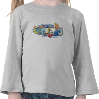 Meet The Robinsons' Lewis Disney Shirts