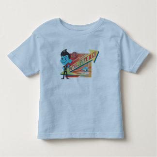 "Meet The Robinsons Wilbur ""To The Future!"" Disney Toddler T-shirt"