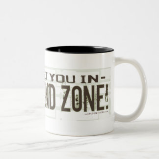 Meet You In The End Zone! Mug