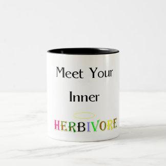 Meet Your Inner Herbivore Mug
