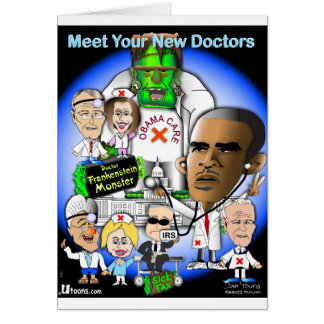 Meet Your New Doctors Card