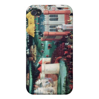 Meeting at the Field of the Cloth of Gold iPhone 4/4S Cover