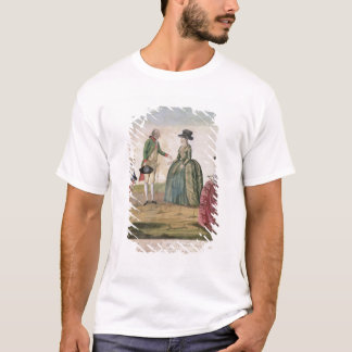 Meeting between Joseph II and Empress T-Shirt