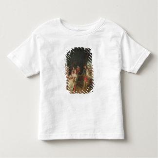 Meeting Between Louis II  de Bourbon Toddler T-shirt