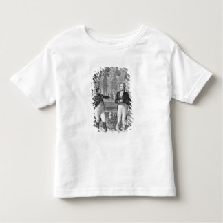 Meeting Between Napoleon I  and Benjamin Toddler T-shirt
