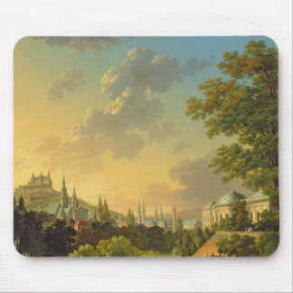 Meeting Between Napoleon I  and Ferdinand III Mouse Pad