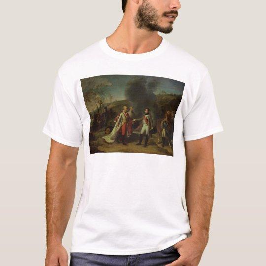 Meeting between Napoleon I & Francis I T-Shirt