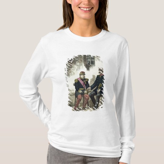 Meeting between Otto von Bismarck and Napoleon T-Shirt