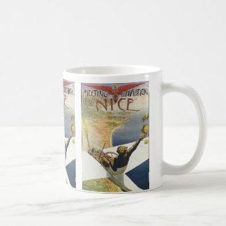 Meeting d'Aviation Nice Coffee Mug