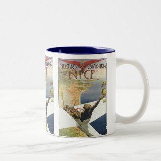 Meeting d'Aviation Nice Coffee Mugs