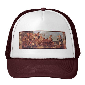 Meeting Of Bacchus And Ariadne By Ricci Sebastiano Trucker Hats