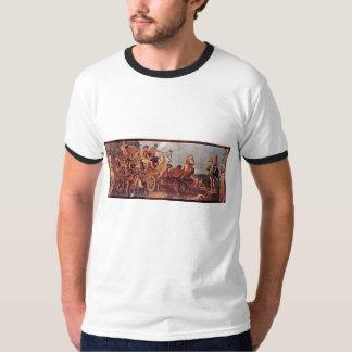 Meeting Of Bacchus And Ariadne By Ricci Sebastiano Tshirt