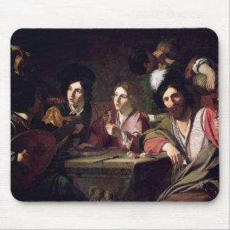 Meeting of Drinkers Mouse Pad