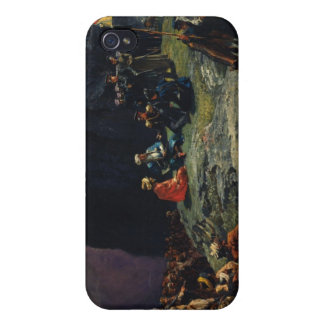 Meeting of Gen.Kluke von Klugenau & Imam iPhone 4/4S Covers