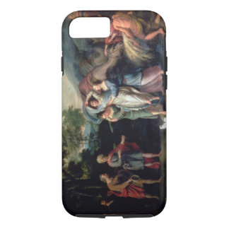 Meeting of Jacob and Laban with Rachel, Leah and S iPhone 8/7 Case