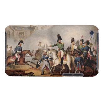 Meeting of the Emperors of Russian and Austria Ki Barely There iPod Cover