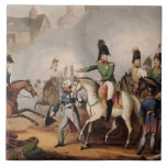 Meeting of the Emperors of Russian and Austria, Ki Large Square Tile