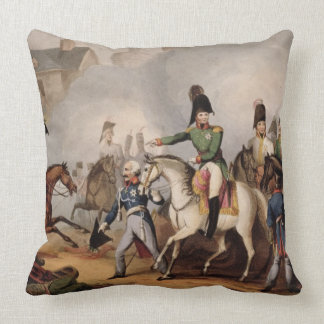 Meeting of the Emperors of Russian and Austria, Ki Pillow