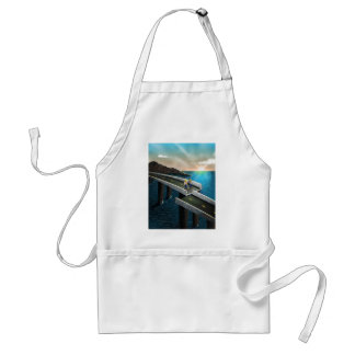 Meeting of the minds adult apron