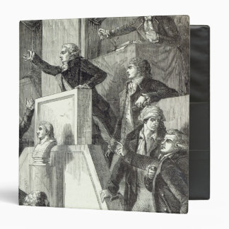 Meeting of the National Assembly, 1791 Binder