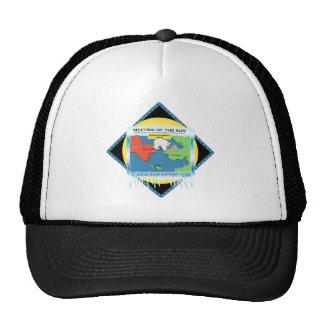 Meeting of the Sun Relay Swim Hats