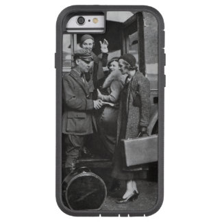 Meeting the Bus Driver Tough Xtreme iPhone 6 Case