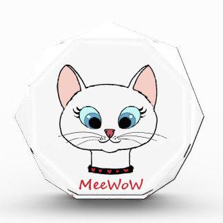 MeeWow! Acrylic Award
