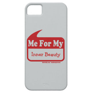 MeForMy Inner Beauty Red iPhone Case