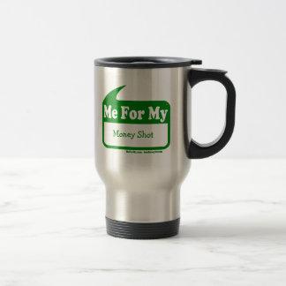 MeForMy Money Shot Travel Coffee Mug