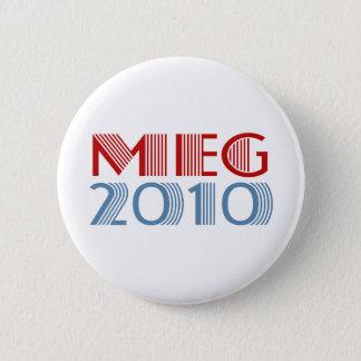 Meg 2010 (for governor) pinback button