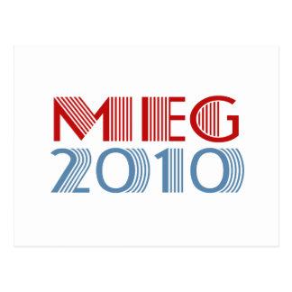 Meg 2010 (for governor) postcard