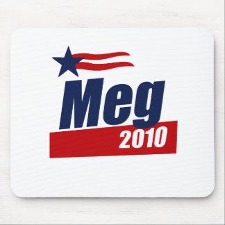 Meg 2010 mouse pad