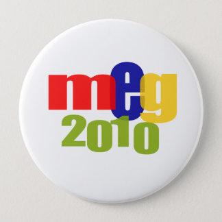 Meg in 2010 button