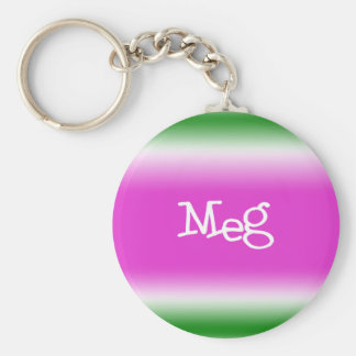 Meg Keychain
