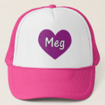 Meg Trucker Hat