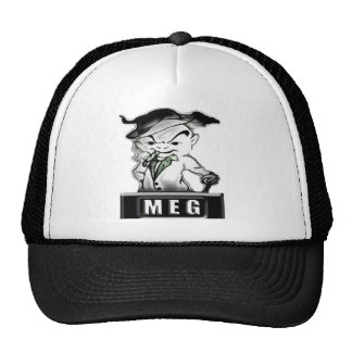 MEG Trucker Snapback Trucker Hat