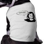 Meg Whitman 2010 Camiseta De Perro