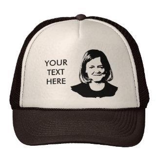 Meg Whitman 2010 Trucker Hat