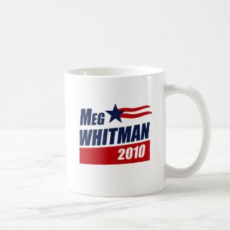 MEG WHITMAN 2010 MUGS