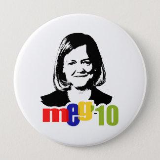Meg Whitman for Governor 2010 Button
