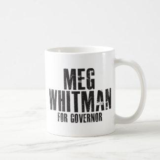 Meg Whitman For Governor 2010 Mug