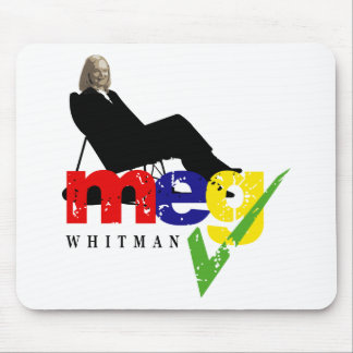 Meg Whitman for Governor Mouse Pad