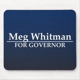 Meg Whitman for Governor Mousepads