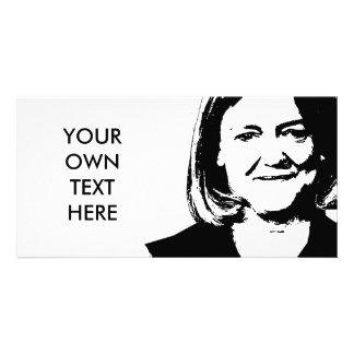Meg Whitman for Governor Photo Card