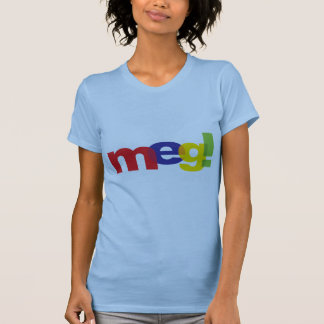 Meg Whitman For Governor T Shirt