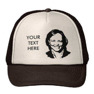 Meg Whitman Trucker Hat