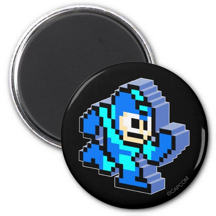 Mega 3D 2 Inch Round Magnet