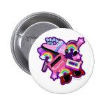 Mega 80's love button