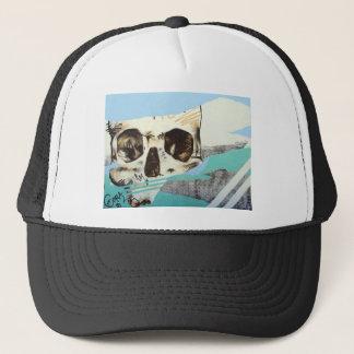Mega ala Dali Trucker Hat