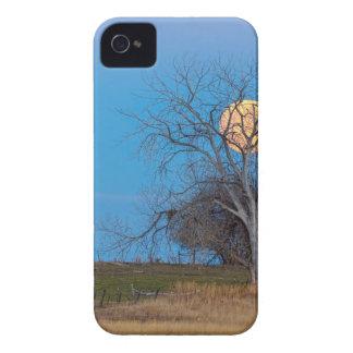 Mega Beaver Moon iPhone 4 Case